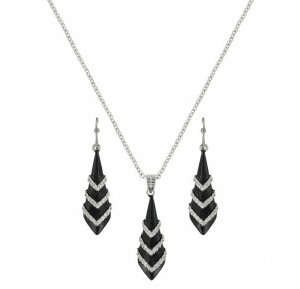 Wrapped in the Night Jewelry Set