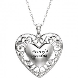 The Worth of a Wife Pendant & Chain