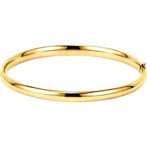 14K Yellow Rope Cuff Bracelet 2